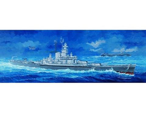 USS Massachusetts BB-59, 1:350 (pidemmällä toimitusajalla)