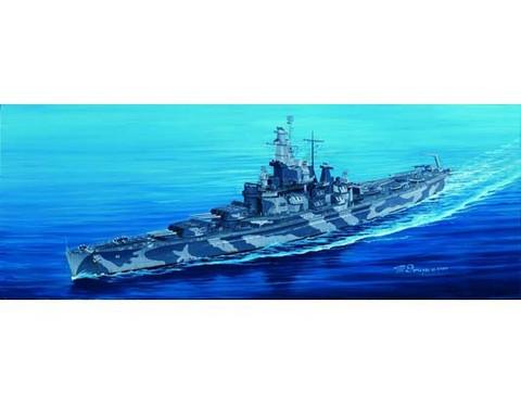 USS Alabama BB-60, 1:350 (pidemmällä toimitusajalla)