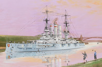 Schleswig-Holstein Battleship 1908, 1:350 (pidemmällä toimitusajalla)