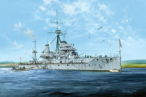 HMS Dreadnought 1915, 1:350 (pidemmällä toimitusajalla)