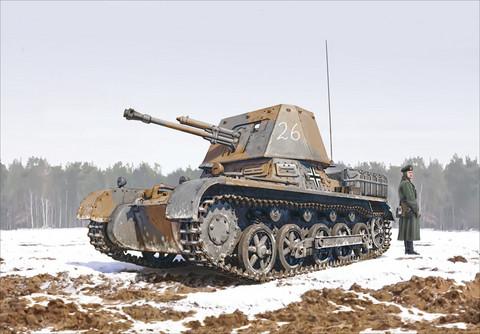 Panzerjäger I, 1:35