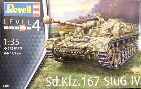 Sd.Kfz.167 StuG IV, 1:35