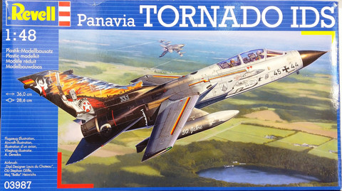 Tornado IDS Panavia, 1:48