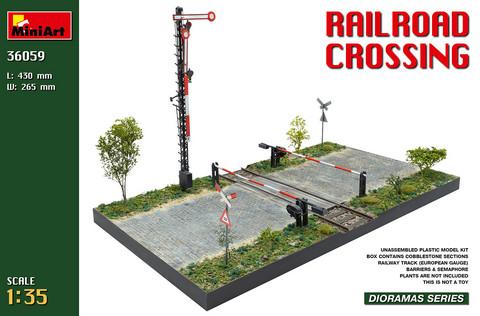 Railroad Crossing, 1:35 (pidemmällä toimitusajalla)