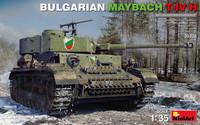 Bulgarian Maybach T-IV H, 1:35 (pidemmällä toimitusajalla)