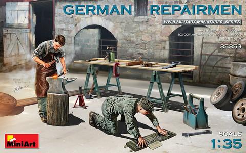German Repairmen, 1:35 (pidemmällä toimitusajalla)