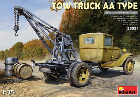 Tow Truck AA Type, 1:35 (pidemmällä toimitusajalla)