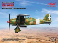 CR. 42AS, WWII Italian Fighter-Bomber, 1:32 (pidemmällä toimitusajalla)