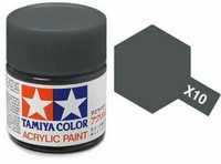 X-10 Gun Metal 23ml