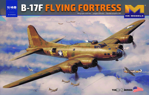 B-17F Flying Fortress