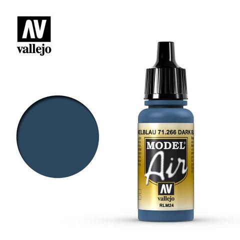 Dark Blue RLM24, Model Air 17ml