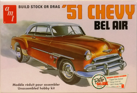 Chevrolet Bel Air '51, 1:25