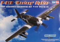 P-51B Mustang, 1:72