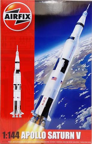 Apollo Saturn V, 1:144