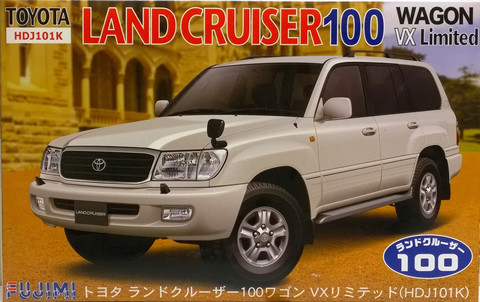 Toyota Land Cruiser VX Limited, 1:24