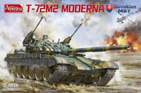 ENNAKKOTILAUS T-72M2