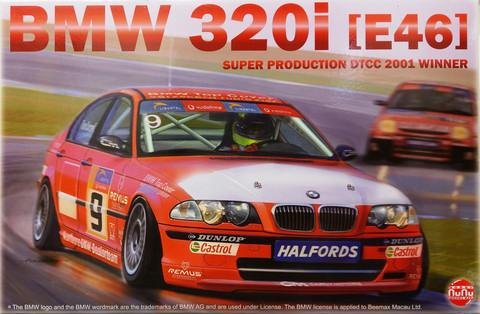 BMW 320i (E46) DTCC 2001 Winner, 1:24