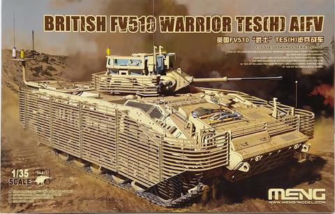 British FV510 Warrior TES(H) AIFV, 1:35