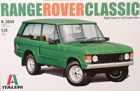 Range Rover Classic, 1:24