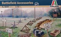 Battlefield Accessories, 1:72