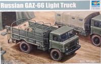 Russian GAZ-66 Light Truck, 1:35