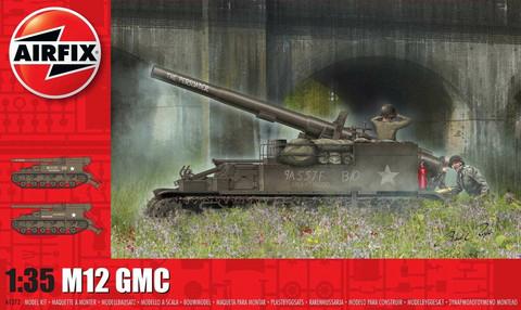 M12 GMC, 1:35 (Pidemmällä Toimitusajalla)