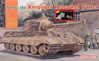 Sd.Kfz.182 King Tiger Henschel Turret, 1:72