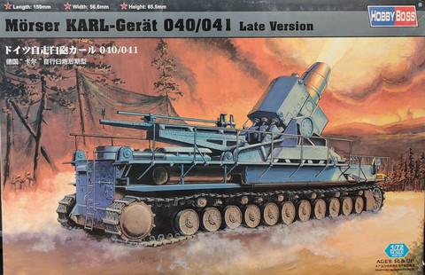 Mörser KARL-Gerät 040041 Late Version, 1:72