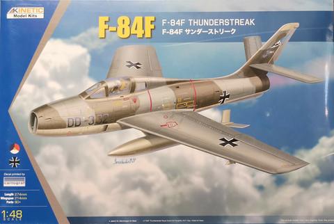F-84F Thunderstreak, 1:48