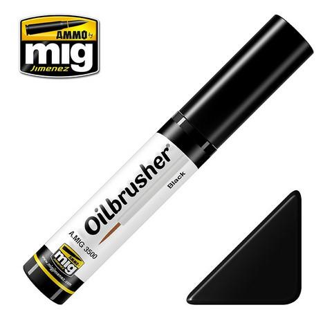 Oilbrusher Black