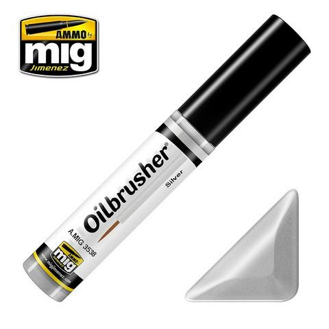 Oilbrusher Silver 10ml