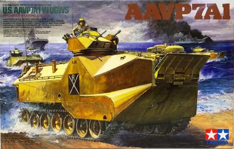 U.S. AAVP7A1 with UGWS, 1:35