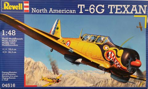 North American T-6G Texan, 1:72