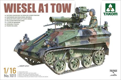 Wiesel A1 TOW, 1:16 (Pidemmällä toimitusajalla)