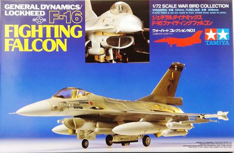 F-16 Fighting Falcon, 1:72
