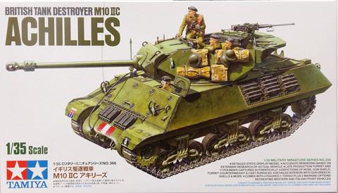 British Tank Destroyer M10 IIC Achilles, 1:35