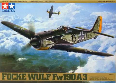 Focke-Wulf FW190 A-3, 1:48