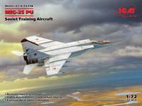 MiG-25PU, Soviet Training Aircraft, 1:72 (Pidemmällä Toimitusajalla)