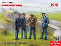 WWII RAF Cadets, 1:32 (Pidemmällä Toimitusajalla)