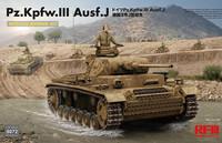 Pz.Kpfw.III Ausf. J Full Interior Kit, 1:35