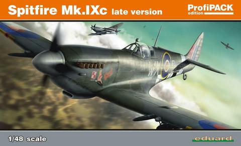 Supermarine Spitfire Mk. Ixc Late Version ProfiPACK, 1:48