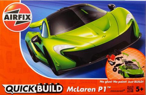 Quick Build, McLaren P1