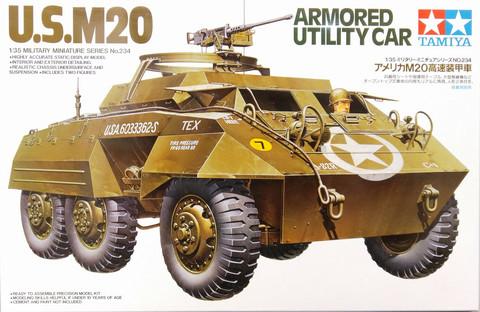 M20 Armored Utility Car, 1:35 (pidemmällä toimitusajalla)
