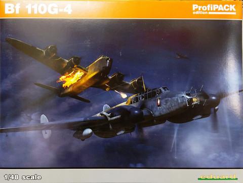 Bf 110G-4 ProfiPACK, 1:48