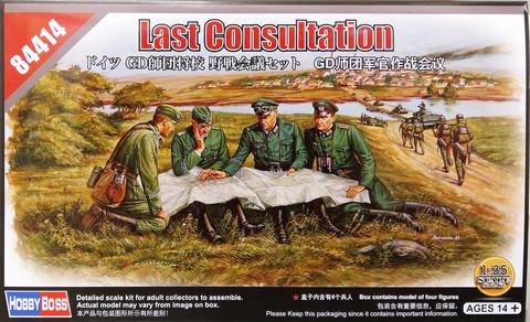 Last Consultation, 1:35