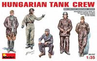 Hungarian Tank Crew, 1:35