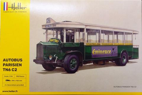 Autobus Parisien TN6 C2, 1:24