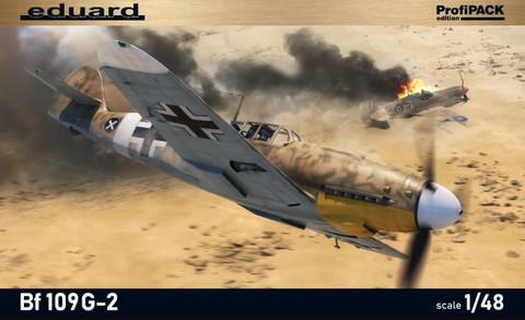 Bf 109 G-2 ProfiPACK, 1:48 (pidemmällä toimitusajalla)
