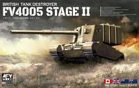 British Tank Destroyer FV4005 Stage II, 1:35 (Pidemmällä Toimitusajalla)