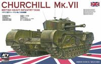 Churchill MK.VII, 1:35 (Pidemmällä Toimitusajalla)